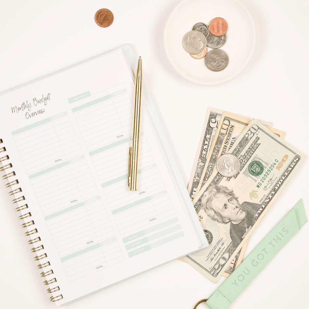 Budget planner to save money